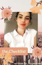 [1] the Checklist ► C. Evans by -fitzgeralds