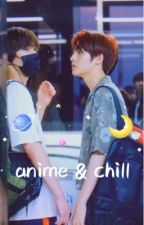 anime and chill [ yuwin ] by yoongiownsmyass