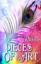 Pieces of Art (Graphic book)  by Vanshikrishna