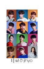 11  wanna one&song ji hyo [H] by lovehwi01