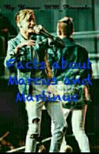 Marcus and Martinus Facts  by Banana_MM_Pineapple