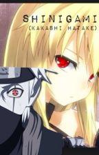 Shinigami -(kakashi hatake) by un_known101