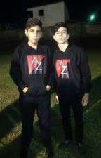 El mejor amigo de mi hermano (Ramy Chabaan y tu) by GreidyBarreto7