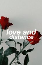 love and distance | stydia by mieczslydia