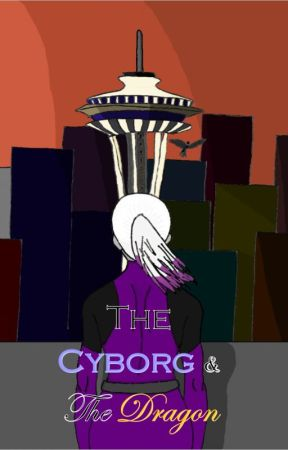 The Cyborg and the Dragon by Ice_Crystal00