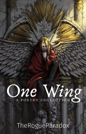 One Wing by TheRogueParadox