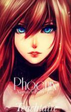 Phoenix (Naruto x Fairy Tail) by pinktank