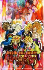 Dragon Ball Heroes : Los Destructores del Tiempo by Yo-Semidios