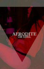 Afrodite com tequila. by Atena_Deusaa