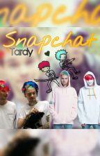 Snapchat [T x Ardy] by tardyfxnfictixns