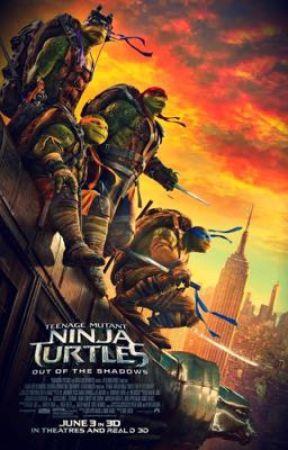Teenage mutant ninja turtles out of the shadow  by lorenzocaitlyn