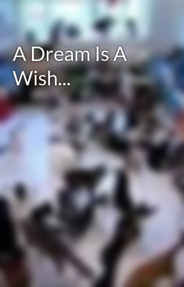 A Dream Is A Wish... by bethanmonsterbunny