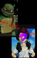 TMNT Amor entre tu y yo (Raphael y tu) by yamilaclaros
