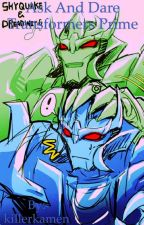 Ask And Dare Transformers Prime by killerkamen