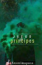 Juego de Príncipes |Drarry| Harco| by Anonimapato