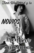 Novios De Mentira -Finn Wolfhard y tu- by -AreelyLieberher-