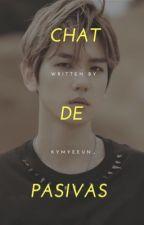 CHAT DE PASIVAS- WHATSAPP EXO YAOI by kimyeeun_