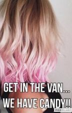 Get In The Van.. WE HAVE CANDY!! : 1d & 5sos by MaryIsOnFire
