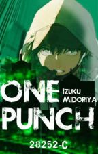 Izuku Midoriya: One Punch by 28252-C