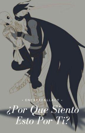 ¿Por que siento esto por ti? -Vampire Verse- by Amethyst_Ink