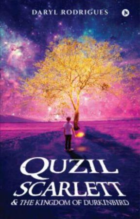 Quzil Scarlett & the Kingdom of Durkinbird by DarylRodrigues3