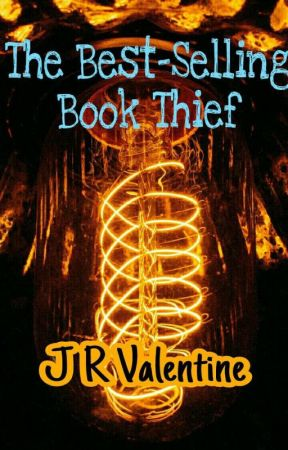 The Best-Selling Book Thief by JohanValentine