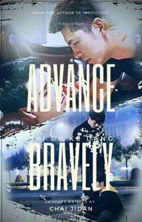 Advance Bravely (Shi Bu Ke Dang - 势不可挡) [PL]  by fusee-