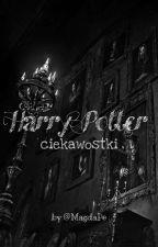 | Potterowe Ciekawostki | by _thevamp_