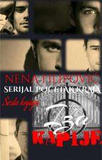 IZA KAPIJE... (Šesta knjiga serijala -POČETAK KRAJA-) by NenaFilipovic