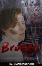 broken // larry  by mariziamm