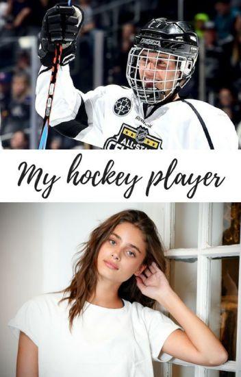 My hockey player✔️