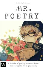 Mr. Poetry  by writewithmeforever