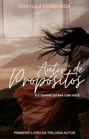 Autor de Propósitos by ThayllaFernanda9