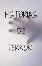 historias de terror by user47390504