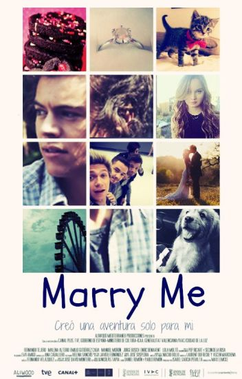 ♛ Marry Me