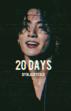 20 Days ~ Vkook  |BTS by BlackYeolie