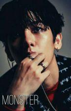 ❝Monster❞ + Byun Baekhyun by AccioHaechan