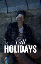 Fall holidays by mangjhp