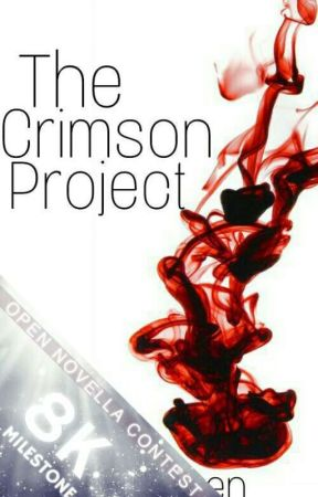 The Crimson Project by MElizabethQueen
