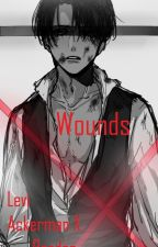 Wounds  (Levi Ackerman) by SugarStar777
