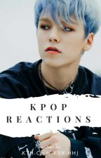 RÉACTIONS KPOP BOY GROUPS by KTH-CHW-KSY-HHJ