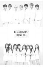 [BTS x Lovelyz] Social Life by nochuchiw