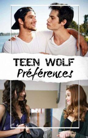 Teen Wolf ~ Préférences  by LauraTylerJosh
