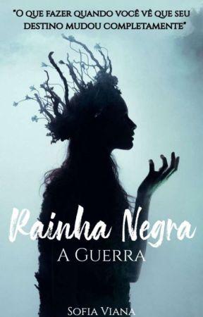 Rainha Negra: A Guerra (#EFCW) by theescorpion