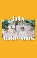 Fake sms    BTS by xhot-potato