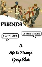Life is Strange Group Chat. by leeskiii
