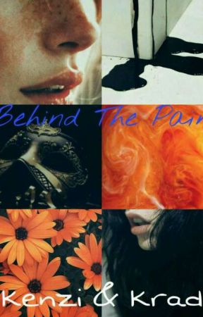 Behind The Pain (Livro Três) by Little_Krad