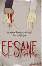 Efsane [shizaya AU] by anka-bird