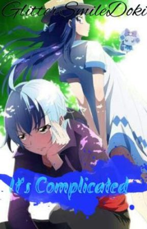 It's Complicated |Rikka x Ira Precure fanfic| DISCONTINUED by Livid_Micro