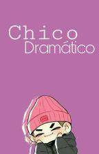 Chico Dramático»KookV by _scxrygirl